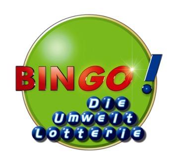 Logo der Bingo-Lotterie
