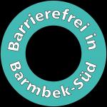 Logo der AG Barrierefrei in Barmbek-Süd